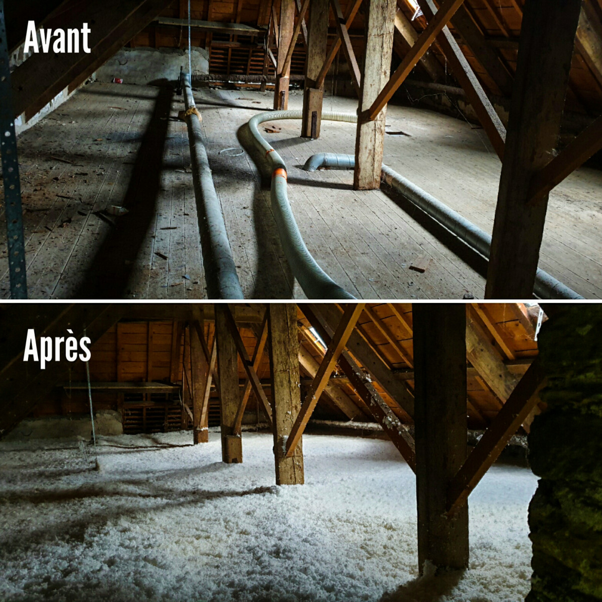 Devis Isolation Cognac → Prix Combles, Extérieure, Toiture, ITE